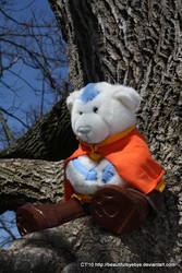 Build-A-Cosplay: Aang by CT02