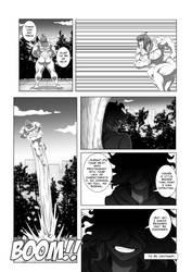 Ultra Muscle Girls Prologue page 34 by DepravedDefense