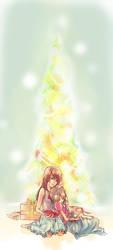 Secret Santa - For Airmi by Viichu