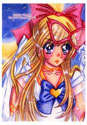 Sailor Venus by Saayi--san