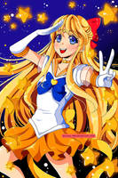 Sailor Venus by Saayi--san