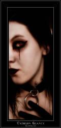 Crimson Glance by jonnylaz