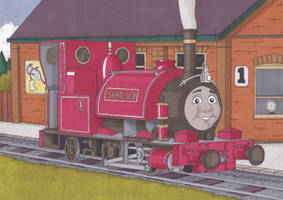 Skarloey by Nick-of-the-Dead