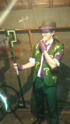 The Riddler 4 by Nick-of-the-Dead