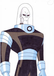 Mr Freeze by Nick-of-the-Dead