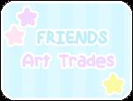 F2U - Starry Trades . FRIENDS by Sugary-Stardust