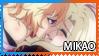 [ Stamp ] Mikaela x Kaorin by PollyNakamura