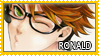 [ Stamp ] Ronald by PollyNakamura