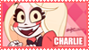 [ Stamp ] Charlie by PollyNakamura