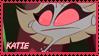 [ Stamp ]  Katie Killjoy by PollyNakamura