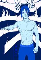 Team 7 Jutsu: Sasuke by invisibleninja12