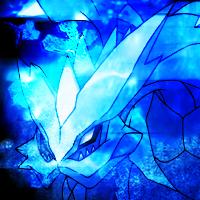 Kyurem icon by UmbraDragonX