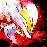 White Kyurem icon by UmbraDragonX