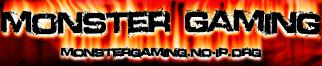 MonsterGaming logo by UmbraDragonX