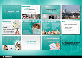 Powerpoint dental laboratory by pinselstrich