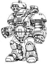 Heavy Armour 2.0 by AlexandrosIII