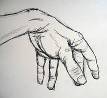 Study of Hand 001 by xvigorx