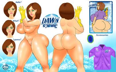 DAWN SPRING - Concert Art by JosephPMorgan