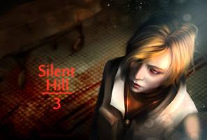 Heather Mason . Silent Hill 3 by Fanat08