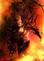 Albert Wesker .Resident Evil 5 by Fanat08