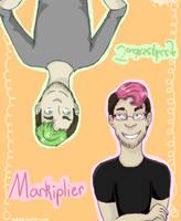 Mark and Jack by Medsall