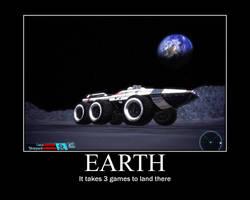 Earth by IDegonI