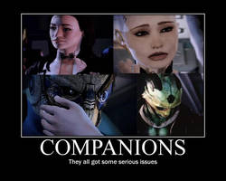 Companions by IDegonI