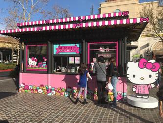Hello Kitty Cafe... WTF by 0640carlos
