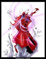 Magneto- 2 by Francisco-J-F-A