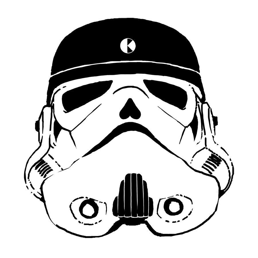 Trooper-krane by zordesign
