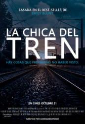 Poster La Chica del Tren by lunitame