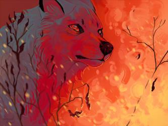FLAMANGE by Deyanel