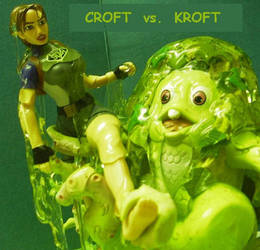 Croft vs Kroft by TeenTitans4Evr