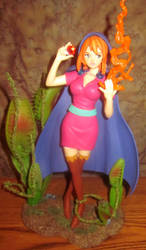 custom Sheila Dungeons and Dragons thief by TeenTitans4Evr