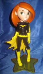 custom Batgirl Kim Possible by TeenTitans4Evr
