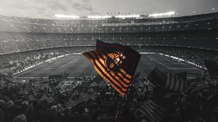 Desktop Wallpaper | FC Barcelona by enihal