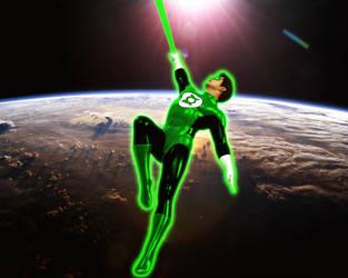 Hal Jordan - Green Lantern by Daniel-Remo-Art