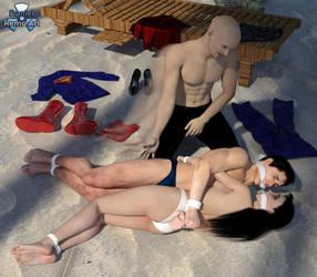 Fun on the paradise island 2 by Daniel-Remo-Art