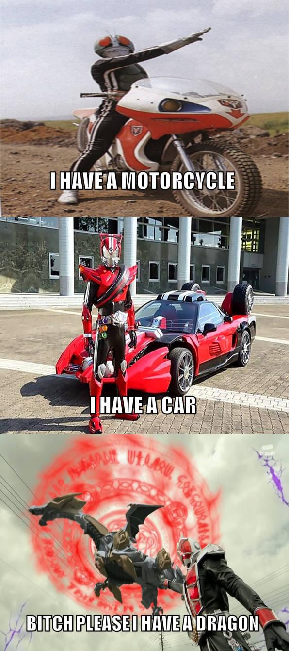 Rider Memes 01 By Kamen Rider Chaos On Deviantart