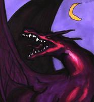 Purple Dragon by Sularias