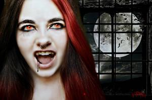 Queen of Vampires by VampirePlayMate