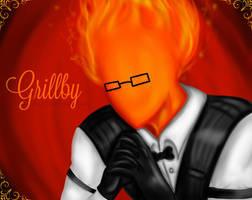 Grillby by VampirePlayMate