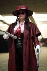 Fem Alucard 3 by VampirePlayMate
