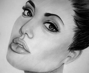 Angelina Jolie by IK90