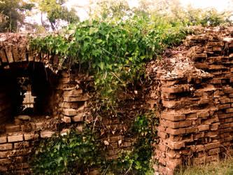 bricks by compot-stock