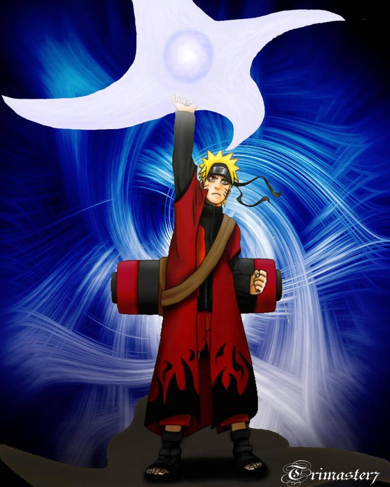 Fuuton Rasen Shuriken By Akatsukihawk On Deviantart