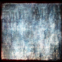 Blue Gesso 1 by ghostforms