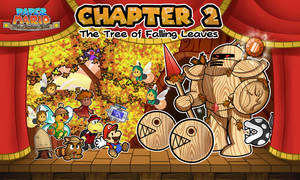 PM:TAB ~ Chapter 2: The Tree of Falling Leaves by Zieghost