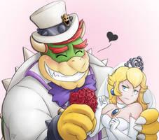 A Royal Wedding by Zieghost