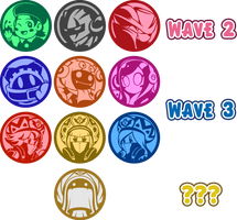 Kirby Star Allies - Confirmed Dream Friends! by Zieghost
